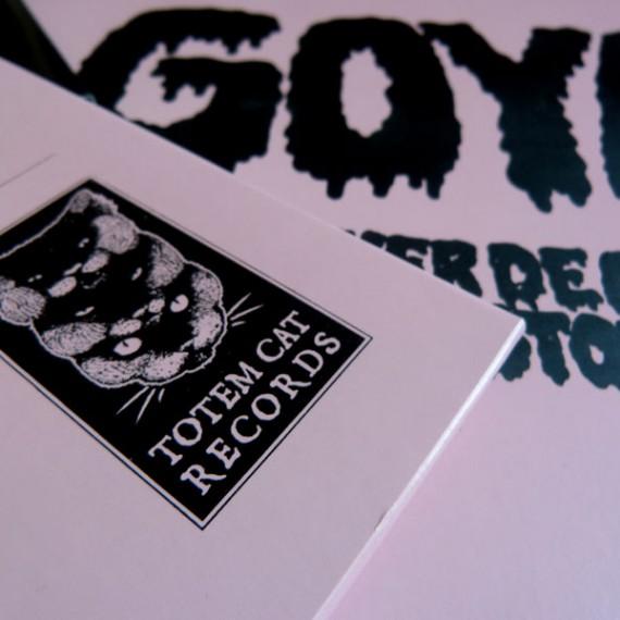 """Totem Cat 12""""LP"""